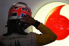 Formel 1 - Erst 2014?: McLaren: Sponsor-Bekanntgabe verz�gert sich