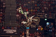NIGHT of the JUMPs - Gl�cklich, wieder da zu sein: Remi Bizouard