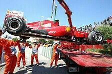 Formel 1 - Der Druck auf Ferrari ist brutal: Villadelprat: Costa-Entscheidung reine Panik