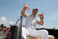 Formel 1 - Mercedes sucht den Superstar: Video - Gro�e Karaoke-Party bei Mercedes