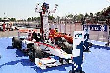 Formel 1 - Sehr gute Sponsoren hinter mir: Leimer: Vielleicht ein Stammcockpit in der F1