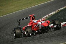 GP3 - 25 Fahrer in einer Sekunde: Mitch Evans holt zweite Pole der Saison
