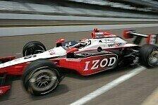 IndyCar - Unver�nderter Fahrerkader: Briscoe: Auch 2012 bei Penkse