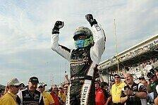 IndyCar - Vertrag mit Bryan Herta Autosport: Tagliani 2012 mit kompletter Saison