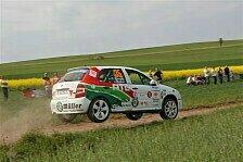 DRS - Daniel Schmidt und die 13: Heimvorteil bei der Sachsen Rallye