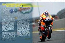 MotoGP - Boxeinlage in Le Mans: RACEmag - Stoner schl�gt um sich