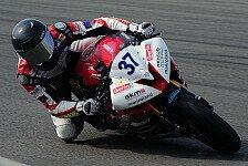 IDM - Piloten mit starken Rundenzeiten: Gerin-SKM Racing Team testet in Spanien
