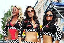 Formel 1 - Die Angst f�hrt (nicht) mit: Blog - Warum gibt es keine Frauen in der F1?