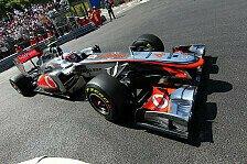 Formel 1 - Ungeahntes Potenzial: Pro und Contra: Teamr�ckblick McLaren