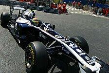 Formel 1 - In Monaco schon der n�chste Streich?: Hill: Maldonado hat das Zeug zum Champion