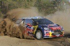 WRC - Noch ein langer Weg: Loeb f�hrt nach Superspecial in Argentinien