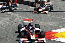 GP2 - Clos und Marinescu erhalten Chance: Rapax mit zwei neuen Fahrern