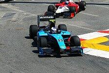 GP2 - Zufrieden mit Platz 10: Mirocha von Monaco �berw�ltigt