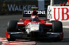 GP2 - Das interessanteste italienische Talent: Ceccon: In Abu Dhabi wieder mit Coloni