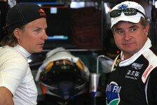 NASCAR - Das zweite NASCAR-Abenteuer f�r Kimi R�ikk�nen: Platz 18 f�r R�ikk�nen beim Nationwide-Training