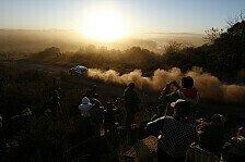 WRC - Nur durch Wimpernschlag getrennt: Argentinien: Hirvonen r�ckt Loeb auf die Pelle