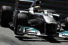 Formel 1 - Erst stolz wenn Erfolge kommen: Rosberg: Dankbar f�r Silberpfeil-Cockpit