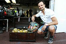 Formel 1 - Teams schauen nur aufs Geld: Liuzzi: Nase voll von Paydrivern