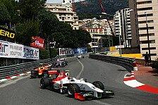 GP2 - Zwei S�tze von jeder Mischung: Neue Reifenregelung f�r Monaco