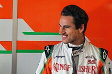 Formel 1 - Comeback gegl�ckt: Force India best�tigt Sutil