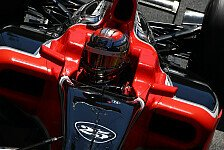 Formel 1 - Zufrieden mit dem Fortschritt: D'Ambrosio: Konzentriere mich auf die Arbeit