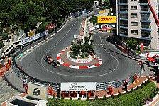 Formel 1 - Im F�rstentum tickt die Uhr anders: Monaco GP: Alles Wissenswerte im �berblick