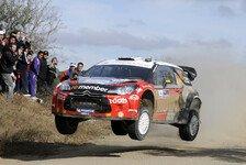 WRC - Keine Taktik-Spielchen bei Solberg: Solberg beh�lt F�hrung in Griechenland