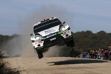 WRC - Geschwindigkeit den Umst�nden anpassen: M-Sport will weit nach vorne