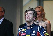 Formel 1 - Nichts entschieden: Vettel: Lohnt nicht, �ber Bahrain nachzudenken