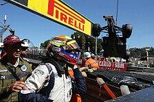 Formel 1 - Es gab Gr�nde f�r die Strafen: Maldonado: Hamilton nicht wie ein Champion