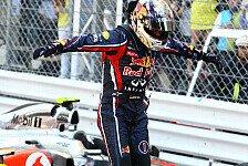 Formel 1 - Nur der Anzug fehlte: Motorsport-Magazin TV: Vettels f�nfter Streich