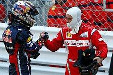 Formel 1 - Wie bei Button 2009: Alonso: F�r Vettel sieht es gut aus