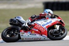 Superbike - Checa schl�gt zur�ck: Pole f�r Checa in den USA