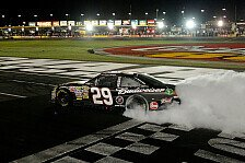 NASCAR - In der letzten Kurve fiel die Entscheidung: Kevin Harvick gewinnt Charlotte-Drama