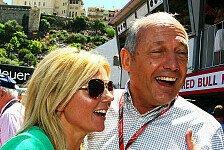 Formel 1 - Keine Damen in der K�nigsklasse: Dennis: F1 f�r Frauen zu anstrengend