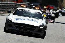 Formel 1 - Comeback f�r den silbernen Reisebus?: Monaco GP: Strategievorschau
