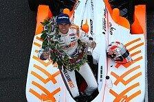 IndyCar - 2.567.255 $: Dan Wheldon freut sich �ber riesige Pr�mie