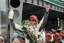 IndyCar - Jagd auf die F�nf-Millionen-Dollar-Karotte: Wheldon tritt beim Finale in Las Vegas an