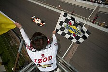 IndyCar - Scheckter darf an Carpenters Seite in Las Vegas ran: Wheldon f�hrt schon in Kentucky