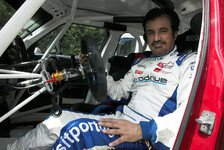 WRC - Erh�hter Fahrspa�: FIA-Vizepr�sident testete MINI-Bolide