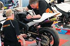 Bikes - Harte Anforderungen: TT2011 - Hintergrund: Setup der Bikes