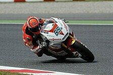 Moto2 - Sturzreiche Entscheidung um Podestpl�tze: Bradl gewinnt Moto2-Rennen in Barcelona