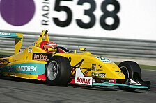 Formel 3 Cup - Gelungene �nderungen: Erste Pole der Saison f�r Pommer