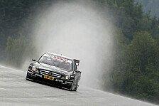 DTM - Der F1-Traum lebt noch: Paffett: In der DTM auf ewig bei Mercedes