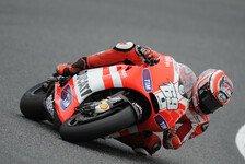 MotoGP - Preziosi: Nicky und Valentino verdienen Besseres: Platz acht f�r Hayden ungen�gend