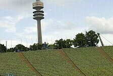 DTM - M�nchen - Olympiastadion-Test