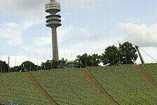 DTM - M�nchen - Olympiastadion-Test