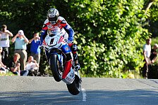 Bikes - Unglaubliche Gef�hle: Video - John McGuinness erkl�rt Isle-of-Man-Runde
