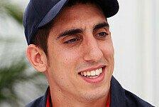 Formel 1 - Habe die Mauer ber�hrt: Sebastien Buemi