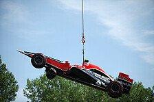 Formel 1 - Pro und Contra: Teamrückblick Virgin